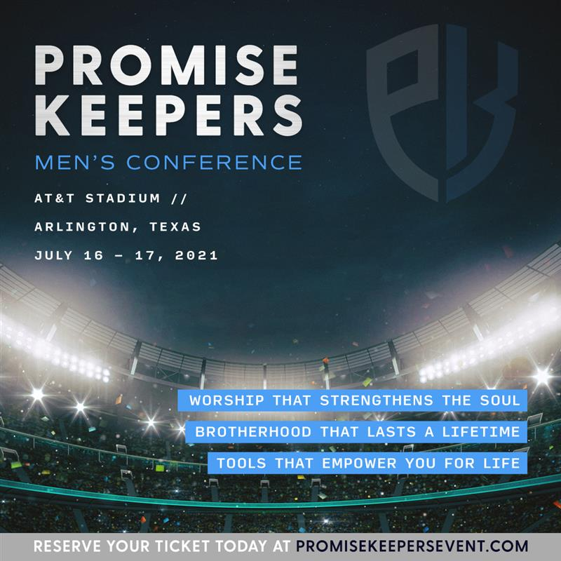 Promise Keepers Men's Conference